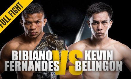 ONE: Full Fight | Bibiano Fernandes vs. Kevin Belingon | Jiu-Jitsu Masterclass