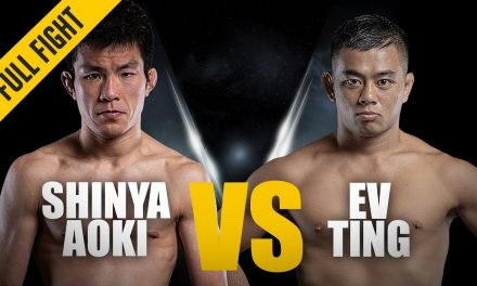 ONE: Full Fight | Shinya Aoki vs. Ev Ting