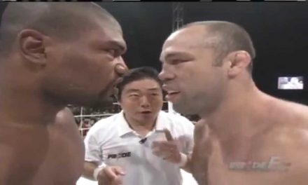 Wanderlei Silva vs Quinton Jackson  1 full fight