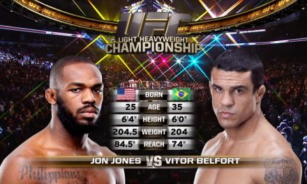 Jon Jones vs Vitor Belfort full fight