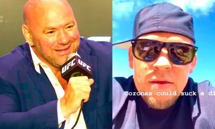 Dana White challenges doubters to bet against UFC 249, Nate Diaz and Nick Diaz on current situation